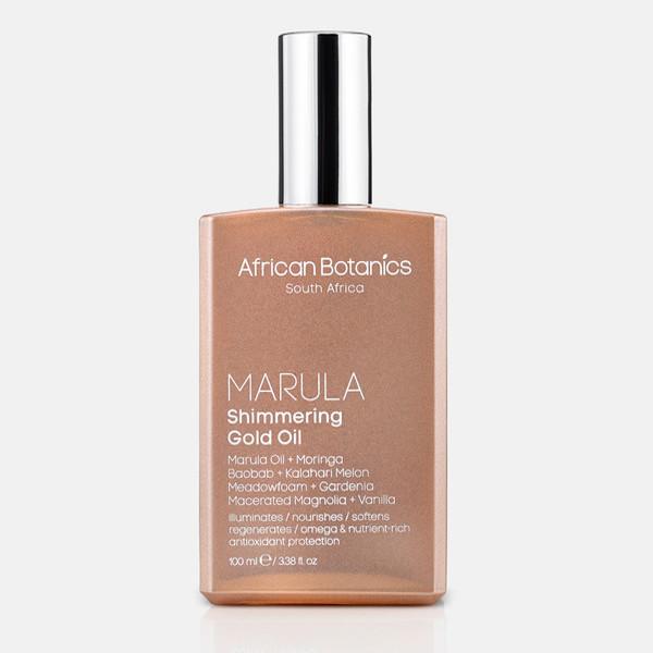 Marula Shimmering Oil